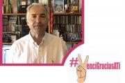"""""""Un gran aplauso para la gran profesionalidad de todas las enfermeras"""". #VencíGraciasAti"""