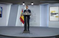 El Gobierno anuncia una desescalada por fases que se aplicarán por provincias o islas