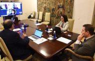 Castilla-La Mancha ofrece a los enfermeros participar como asesores en la Ley de Reserva Estratégica de material sanitario