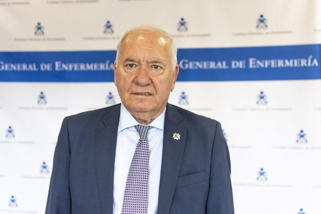 El presidente del CGE: