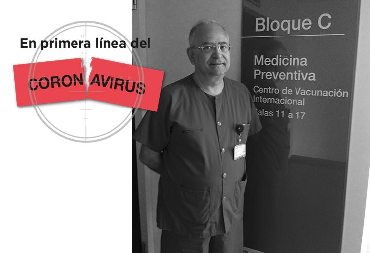 """Jerónimo Romero-Nieva: """"Fui a una residencia a ayudar y me convertí en un problema: me tenían que cuidar a mí"""""""
