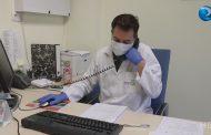 Una llamada al azar selecciona a los participantes del estudio de seroprevalencia