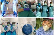 El Ayuntamiento de Donostia y el Kursaal se iluminarán de azul el 12 de mayo como homenaje a las enfermeras guipúzcoanas