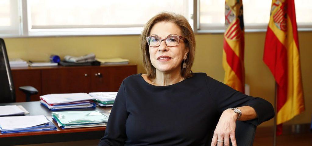 La consejera de Sanidad de Aragón presenta su dimisión