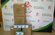 El Colegio de Enfermería de Ciudad Real distribuye 5.000 mascarillas FFP2 entre las seis gerencias de   área de la provincia