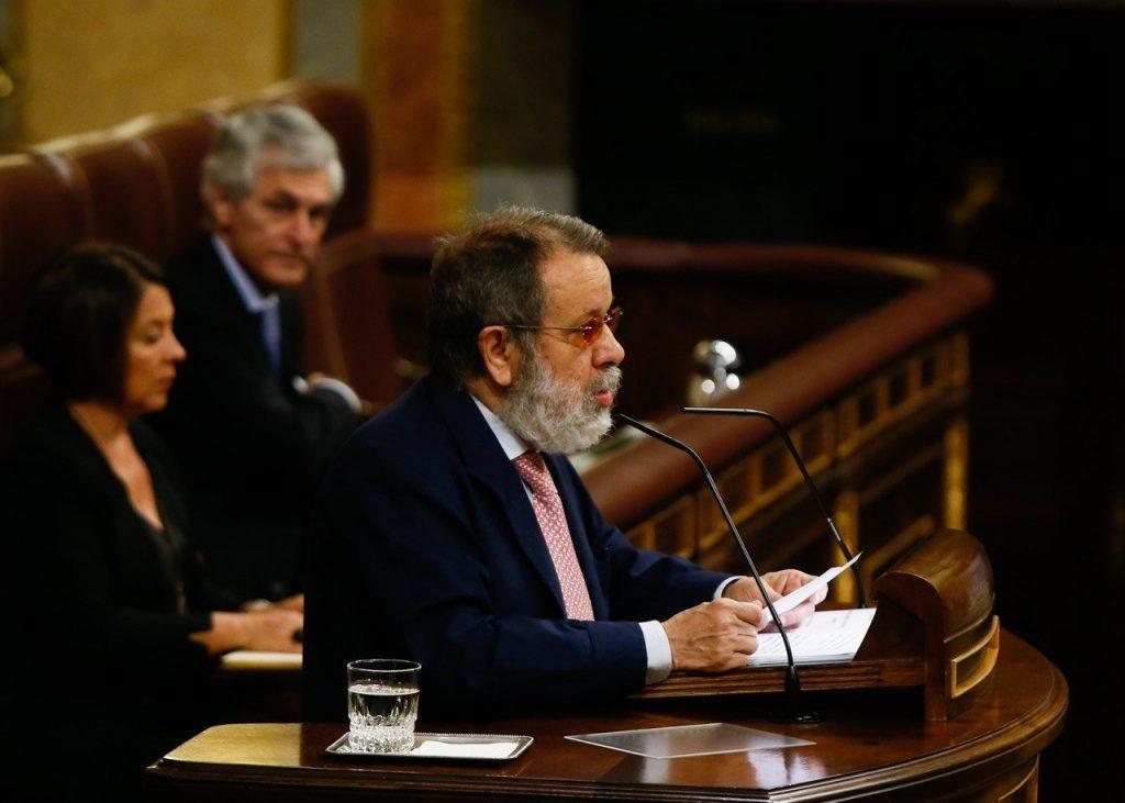 El Defensor del Pueblo reclama en el Congreso una ley orgánica que regule las condiciones de las residencias de mayores