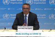 La OMS avisa que el aumento del uso de antibióticos en la pandemia aumentará las resistencias bacterianas