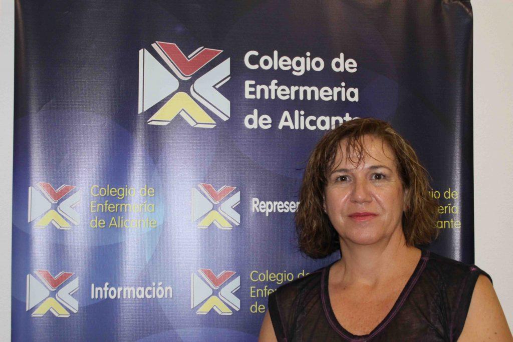 Montserrat Angulo sustituye a Belén Payá como presidenta del Colegio de Enfermería de Alicante