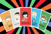 Dos enfermeros inician un crowdfunding para desarrollar un juego de cartas sobre la realidad de la profesión