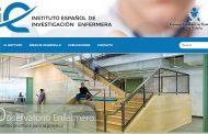 Arranca la web del Instituto de Investigación Enfermera
