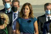 Discurso de Aroa López, supervisora, en el homenaje de Estado a las víctimas del COVID-19