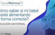El Colegio de Enfermería de Málaga crea un canal de Youtube con consejos para futuras mamás