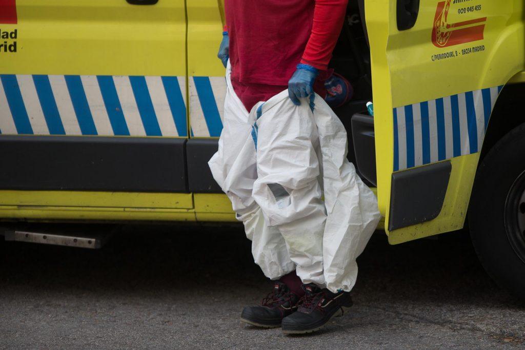 El Ingesa, condenado por no dar suficientes equipos de protección a los sanitarios de Ceuta durante el estado de alarma