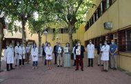 El Hospital Reina Sofía de Córdoba agradece a la sociedad su apoyo durante la pandemia