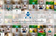 El Colegio de Enfermería de Córdoba rinde homenaje a sus enfermeras en un vídeo con sus vivencias frente al COVID-19