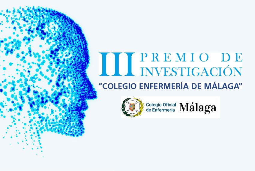 El Colegio de Enfermería de Málaga convoca su III Premio de Investigación