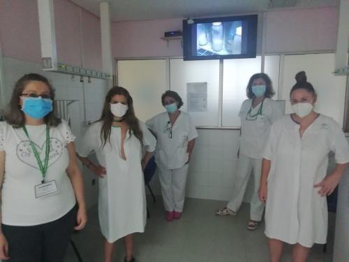 El Hospital Virgen de las Nieves fomenta la lactancia materna con vídeos formativos