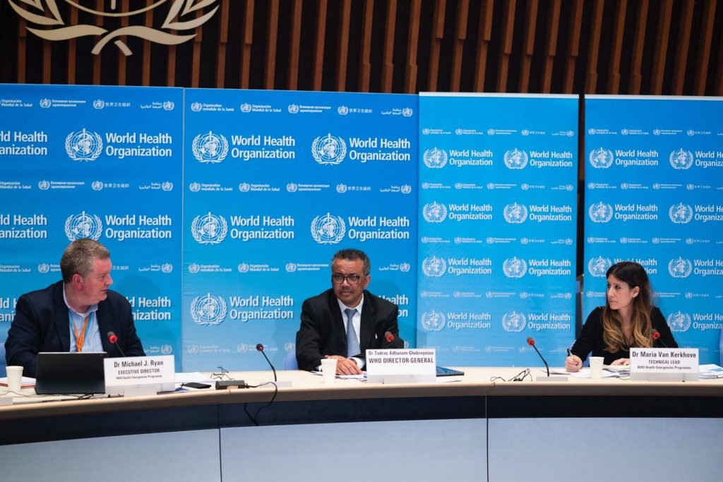 La OMS reitera que la cobertura sanitaria universal es fundamental para la seguridad sanitaria mundial