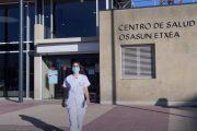 Las enfermeras navarras lanzan un vídeo para apelar a la responsabilidad de los jóvenes a la hora de evitar el contagio