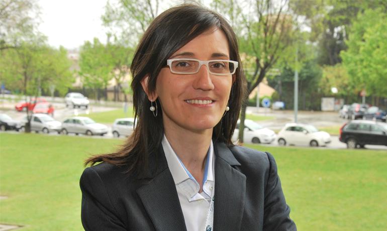 Cristina Monforte (Pdta. decanos de Enfermería):