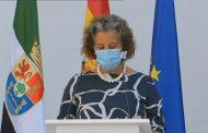 Una enfermera, protagonista en los actos de celebración del Día de Extremadura