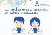 El Colegio de Enfermería de La Coruña organiza un debate sobre la enfermera escolar este martes en Santiago