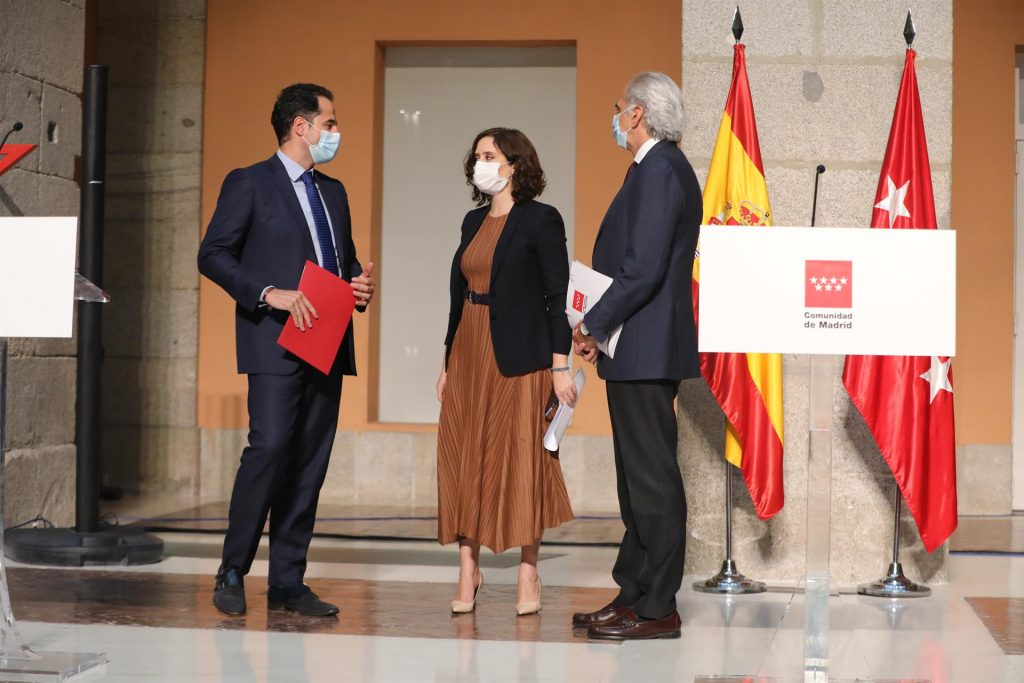 El Consejo General de Enfermería solicita más coordinación y una estrategia global para evitar en otras regiones lo ocurrido en Madrid