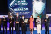 El Heraldo de Aragón premia la labor de las enfermeras aragonesas