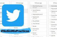 Éxito de la protesta virtual #NoSinMisPracticas para exigir que los estudiantes universitarios puedan realizar las prácticas de Enfermería