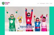 """El Colegio de Enfermería de Navarra pone en marcha """"Patrulla Covid"""", una web con recursos de educación sanitaria para la población escolar"""