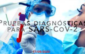 Diagnóstico COVID-19: estas son las pruebas y así se interpretan los resultados