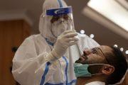Récord semanal de casos de COVID-19 en el mundo, con más de 2,8 millones