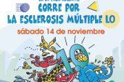 Ya están abiertas las inscripciones para la primera edición virtual de  'Corre por la Esclerosis Múltiple'
