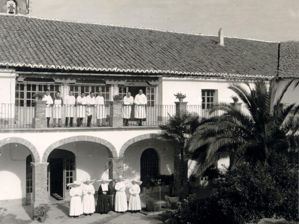 Dos siglos de cuidados enfermeros en el Hospital de Mineros de Almadén