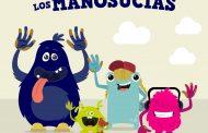 Los Manosucias, una iniciativa para que los más pequeños aprendan a lavarse bien las manos