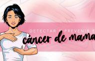 Cáncer de mama: detectarlo y prevenirlo también durante el COVID-19