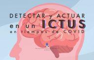 Cómo detectar y actuar en un ictus en tiempos de COVID