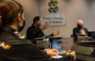 El Interlocutor Policial recuerda a los sanitarios el email en el que pueden resolver las dudas sobre su seguridad