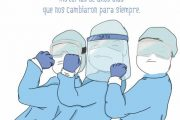 Enfermera Saturada vuelve con <i>Nosotras, enfermeras</i>, un homenaje a los profesionales que luchan contra la pandemia