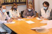 Arranca la ONG Solidaridad Enfermera Córdoba que trabajará con los colectivos más vulnerables de la provincia