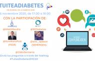 Nueva edición de la iniciativa #TuiteaDiabetes, organizada por FEDE y con participación de las enfermeras