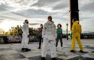 La obra de teatro #Héroes muestra la pandemia más allá de los EPIs