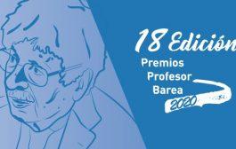 Dos proyectos enfermeros, galardonados en los Premios Profesor Barea de la Fundación Signo