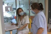 Las enfermeras madrileñas celebrarán el 12 de mayo su día internacional con una jornada especial