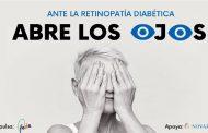 La Federación Española de Diabetes lanza una campaña para informar sobre la retinopatía diabética