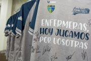 El CGE sortea las camisetas que usaron los jugadores del Estudiantes en el homenaje a las enfermeras