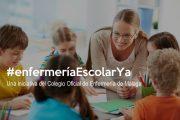 El Colegio de Enfermería de Málaga pone en marcha una iniciativa para defender la implantación de la enfermera escolar