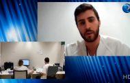El enfermero Antonio José Martínez Mellado lidera una investigación sobre tratamiento de pacientes con COVID-19 en Murcia