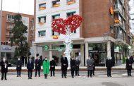 <i>El árbol de la vida</i>, una escultura que rinde homenaje a los sanitarios que lucharon y luchan contra la pandemia