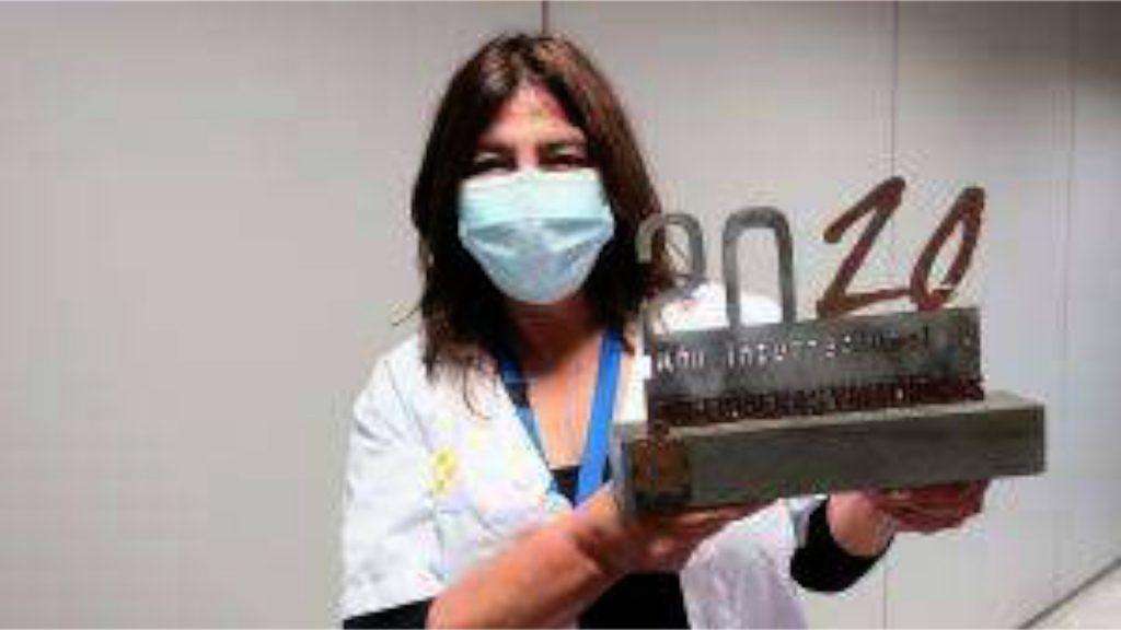 El Colegio de Enfermeros de Tenerife reconoce la labor y entrega de las enfermeras de La Candelaria